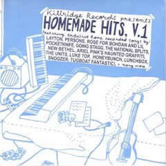 Cover of Homemade Hits
