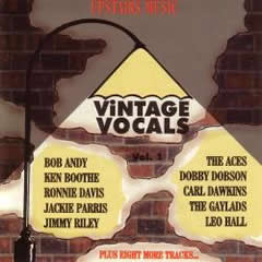 Cover of Vintage Vocals