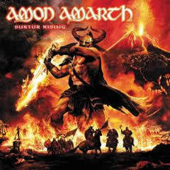 Cover of Amon Amarth