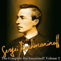 Cover od Rachmaninoff