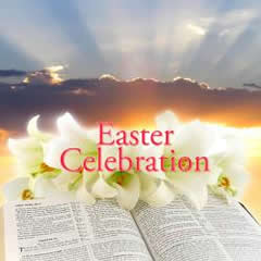 Cover of Easter celebration