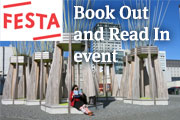FESTA Book Out & Read In event