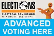Elections 2014 - advanced voting at libraries