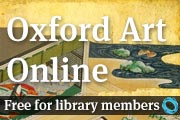 Oxford Art Online - Free for library members