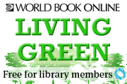 Living Green - Free for library members in the Source