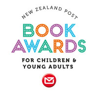 New Zealand Post Book Awards logo