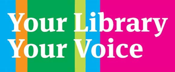 Your Library, Your Voice