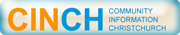 CINCH - Community Information Christchurch