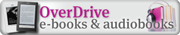 OverDrive e-books and audiobooks