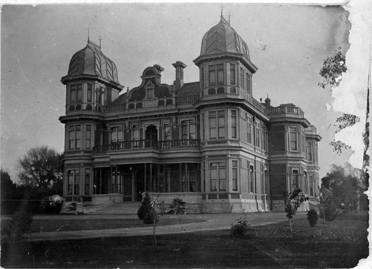 McLeans Mansion, 387 Manchester Street, Christchurch