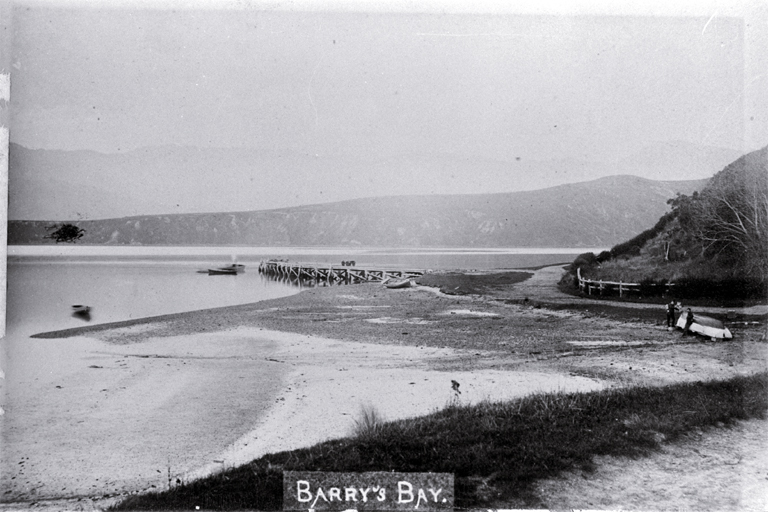 Barry's Bay, Banks Peninsula