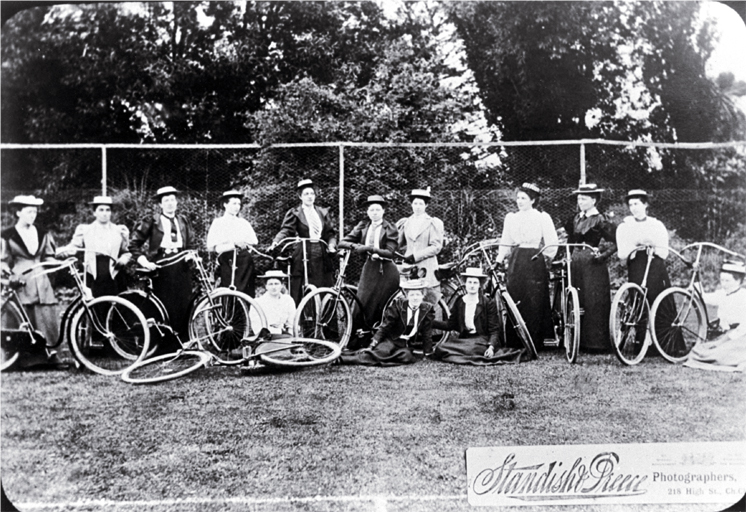 The Atalanta Ladies' Cycling Club