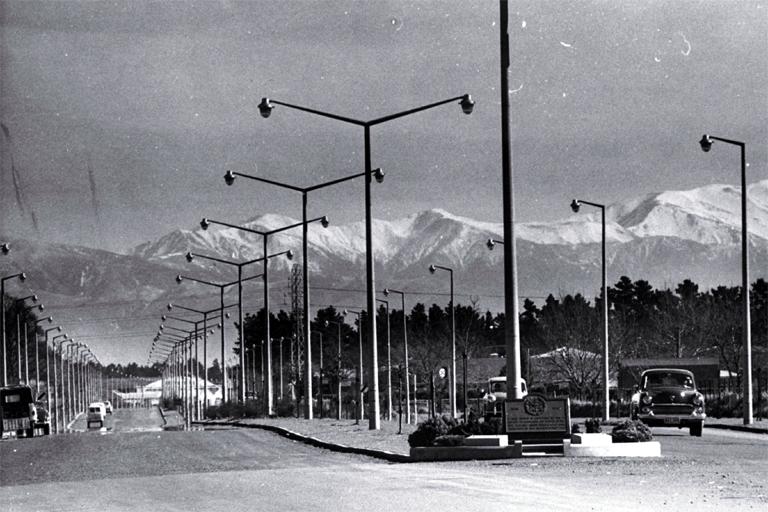 Memorial Avenue, Christchurch [ca. 1959]