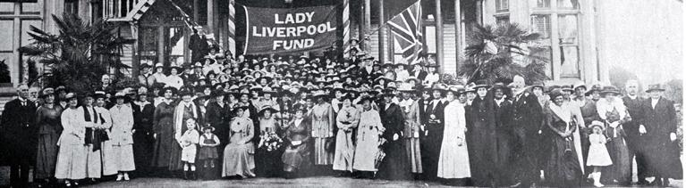 Garden Party, 1919