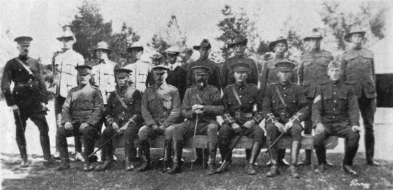 those who took part in the camp.