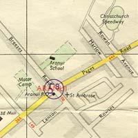 1954 map