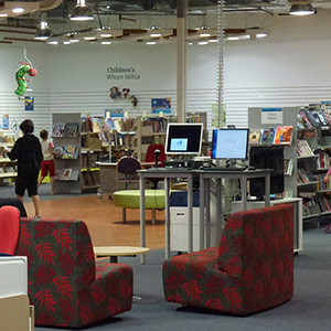Find out about the Linwood Library and Service Centre at Eastgate