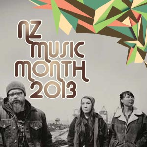 Find out more about NZ Music Month